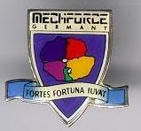 Wappen der MechForce Germany GbR